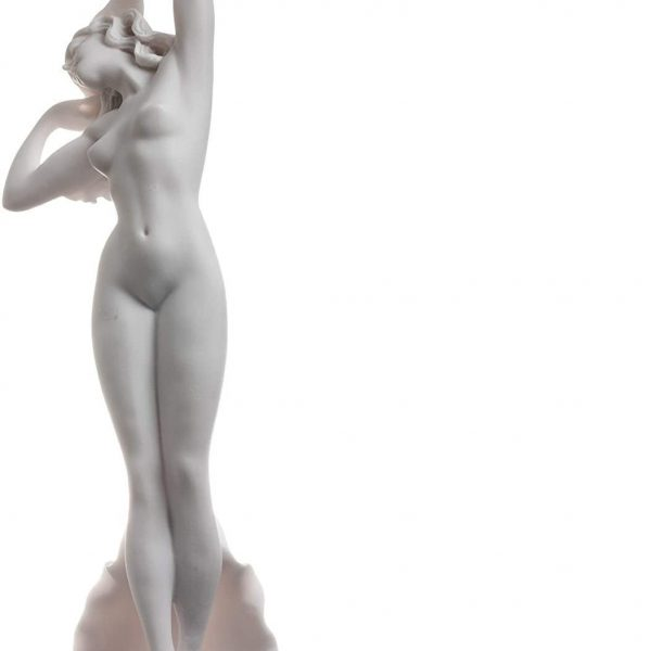 Aphrodite Venus Nude Female Goddess Greek Mythology Statue Collectible Figurine Collectible Handmade Sculpture 17.32inches