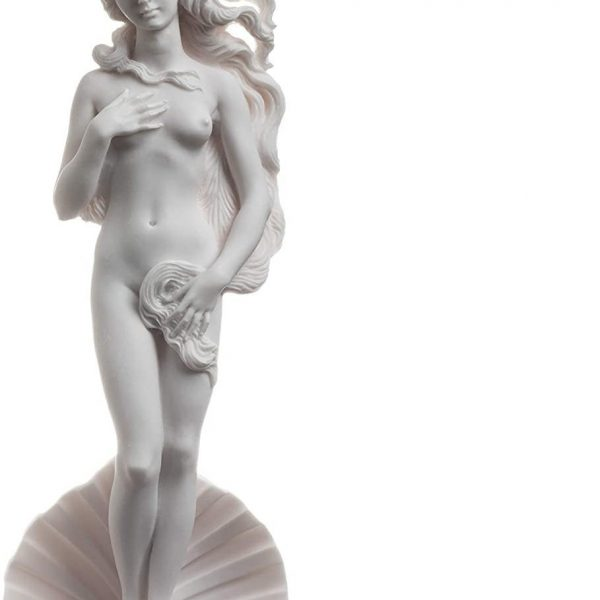 Aphrodite Venus Nude Goddess Greek Mythology Statue Collectible Figurine Handmade Collectible Artifacts Sculpture 15.74inches
